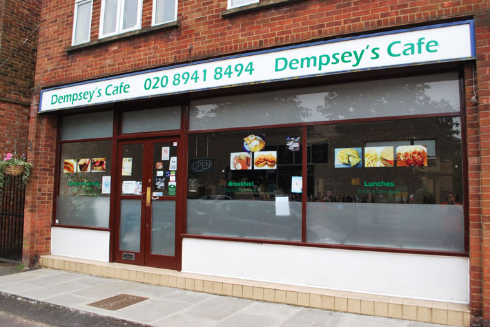 Dempsey's Cafe & Takeaway, Hampton