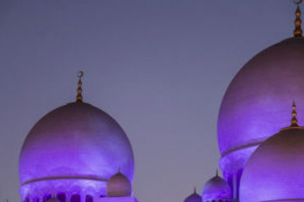David Hicks – Grand Mosque Domes