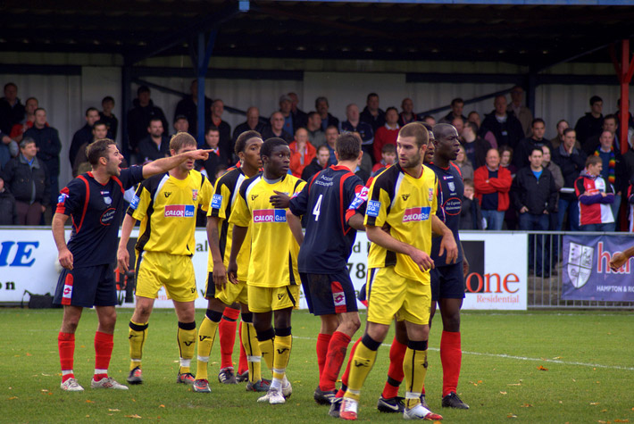 Hampton & Richmond Borough FC and the Beavers Trust