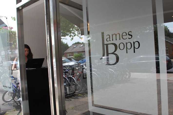 James Bopp Hairdressing, Hampton