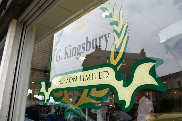 G. Kingsbury & Sons, Hampton