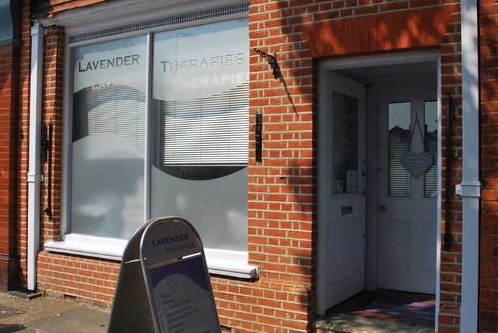 Lavender Therapies, Hampton