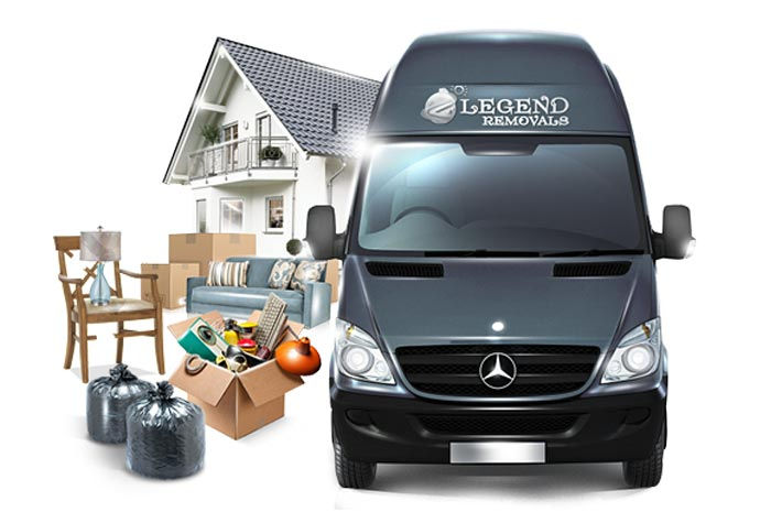 Legend Removals Ltd, Hampton