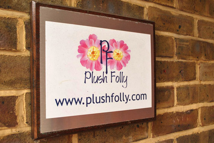 Plush Folly, Hampton