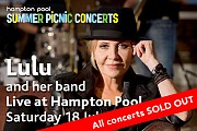Enjoy Lulu live at Hampto...